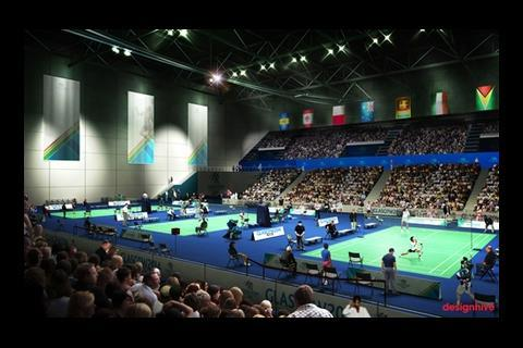 Sports Concepts' National Indoor Sport Arena